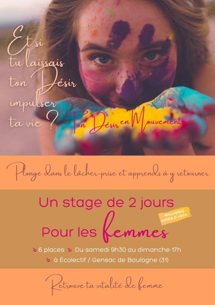Désir Stage Femme Comminges